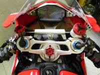 Ducabike - Ducabike Adjustable Clip-ons: Ducati Panigale 1199 S-R/1299 S-R, 899/959  [53mm] - Image 5