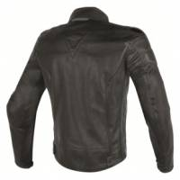 DAINESE Closeout  - DAINESE Street Darker Leather Jacket [Closeout, No Returns or Exchanges] - Image 3