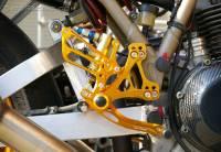 Sato Racing - Sato Racing Adjustable Rear Sets: Sport Classic, Paul Smart, MH900E [Type Two] - Image 5