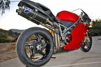 "BST Wheels - BST 5 SPOKE WHEELS: DUCATI 748-998, S2R-S4R, MTS1000-1100, MHE [5.75"" REAR] - Image 5"