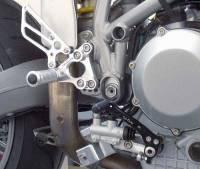 Sato Racing - Sato Racing Adjustable Billet Rearsets: Ducati 749/999 - Image 2