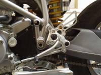 Sato Racing - Sato Racing Adjustable Billet Rearsets: Ducati 749/999 - Image 3