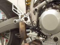 Sato Racing - Sato Racing Adjustable Billet Rearsets: Ducati 749/999 - Image 4