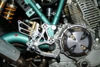 Sato Racing - Sato Racing Adjustable Rear Sets: Sport Classic, Paul Smart, MH900E [Type Two] - Image 3