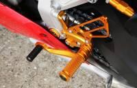 Sato Racing - Sato Racing Adjustable Billet Rearsets: Ducati Panigale 1299/1199/899/959    - Image 8