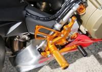 Sato Racing - Sato Racing Adjustable Billet Rearsets: Ducati Panigale 1299/1199/899/959    - Image 10