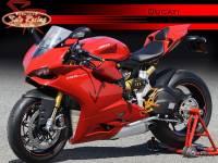 Sato Racing - Sato Racing Adjustable Billet Rearsets: Ducati Panigale 1299/1199/899/959    - Image 2