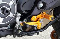 Sato Racing - Sato Racing Rearsets: Ducati Scrambler / Monster 797 - Image 4