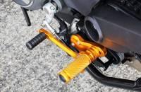 Sato Racing - Sato Racing Rearsets: Ducati Scrambler / Monster 797 - Image 5