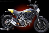 Sato Racing - Sato Racing Rearsets: Ducati Scrambler / Monster 797 - Image 2