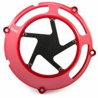 Ducabike - Ducabike Ducati Dry Full Clutch Cover: Billet Aluminum / Carbon Fiber - Image 2