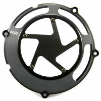 Ducabike - Ducabike Ducati Dry Full Clutch Cover: Billet Aluminum / Carbon Fiber - Image 4