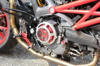 Ducabike - Ducabike Ducati Dry Full Clutch Cover: Billet Aluminum - Image 9