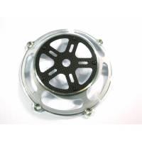 Ducabike - Ducabike Ducati Dry Full Clutch Cover: Billet Aluminum / Carbon Fiber - Image 3
