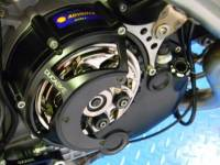 Ducabike - Ducabike Ducati Dry Half Clutch Cover: Billet Aluminum / Carbon Fiber - Image 3