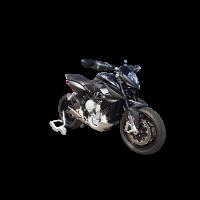 HP Corse - HP CORSE EVOXTREME STEEL SATIN EXHAUST: MV AGUSTA Rivale 800 - Image 2