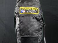 Woodcraft - Woodcraft MADE IN USA Dual Temp Gen III Tire Warmers with soft carry case - Image 3