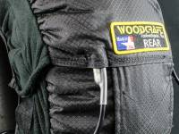 Woodcraft - Woodcraft MADE IN USA Dual Temp Gen III Tire Warmers with soft carry case - Image 7