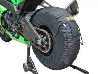 Woodcraft - Woodcraft MADE IN USA Dual Temp Gen III Tire Warmers with soft carry case - Image 10