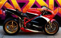 "OZ Motorbike - OZ Motorbike Piega Forged Aluminum Wheel Set [6.0"" Rear]: Ducati 848, Monster 796-1100-S4RS, SF848, HM 796-821-939-950-1100 - Image 8"