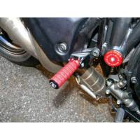 Ducabike Billet Foot-pegs: Rider