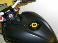 Ducabike - Ducabike Fuel Cap: Ducati Panigale 899-959-1199-1299-V4, Scrambler,Streetfighter, X Diavel - Image 8