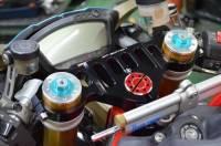 Ducabike - Ducabike Billet Steering Stem Nut: Various Ducati Models [As shown in the list] - Image 4
