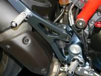 Ducabike - Ducabike Adjustable Billet Rear Sets: Ducati Hypermotard 821/939 - Image 6