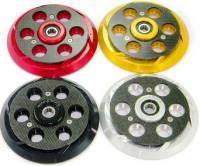 Ducabike - Ducabike Vented Clutch Pressure Plate: Dry Clutch Ducati With Carbon Fiber Top Plate [Non- Slipper]
