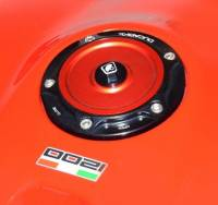 Ducabike - Ducabike Quick Action Billet Aluminum Fuel Cap: 848 / 1098 / 1198 / 748 / 916 / 996 / 998 / Monster / ST / Supersport 17+ / MV Agusta - Image 5