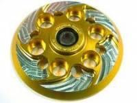 Ducabike - Ducabike Billet Clutch Pressure Plate: Dry Clutch Ducati [No Slipper] Spinning Style - Image 3