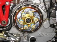 Ducabike - Ducabike Billet Clutch Pressure Plate: Dry Clutch Ducati [No Slipper] Spinning Style - Image 5