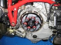 Ducabike - Ducabike Billet Clutch Pressure Plate: Dry Clutch Ducati [No Slipper] Spinning Style - Image 6