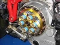 Ducabike - Ducabike Billet Clutch Pressure Plate: Dry Clutch Ducati [No Slipper] Spinning Style - Image 7