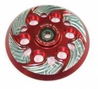 Ducabike - Ducabike Billet Clutch Pressure Plate: Dry Clutch Ducati [No Slipper] Spinning Style - Image 2