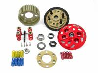 Clutch - Clutch Assemblies - Ducabike - Ducabike 4 Spring Slipper Clutch: Race Edition