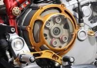 Ducabike 4 Spring Slipper Clutch: Dry Clutch