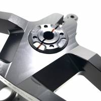 SPEEDYMOTO SBK Triple Clamp Set: 848/1098/1198