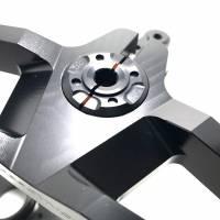 SPEEDYMOTO SBK Triple Clamp Set: 848/1098/1198
