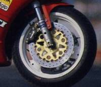 Brembo Style Full Floating Racing Iron Rotors: Extremely Rare & Very Limited Supply
