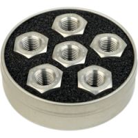Driven - DRIVEN Billet 7075 Alloy Sprocket Nuts: Ducati 5-Bolt Hub - Image 5