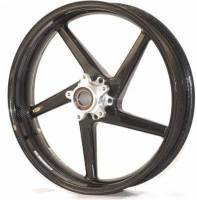 BST Wheels - BST 5 Spoke Front Wheel: BMW HP