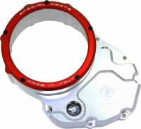 Ducabike Complete Billet Clear Clutch Cover/Pressure Plate Kit: Ducati Diavel 16 + - Image 9