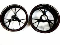 Wheels & Tires - Marchesini - Marchesini - Marchesini  Forged Aluminum OE wheel set: Ducati 1199/1299 Panigale: USED