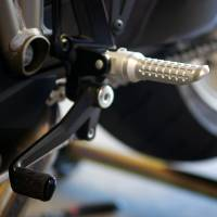 Oberon - OBERON Billet Racing Foot Pegs: Ducati Monster/Sport Classic - Image 4