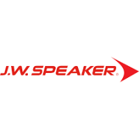 JW Speaker - JW Speaker  7 inch LED Headlight BLACK