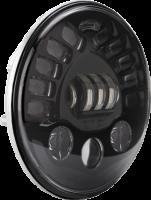 JW Speaker - JW Speaker Adaptive 7 inch LED Headlight BLACK - Image 2