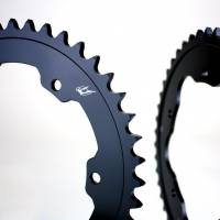 Drive Train - Rear Sprockets - Driven - DRIVEN Aluminum 520 Pitch Quick Change 38T Sprocket: 1098/1198/SF/MTS1200