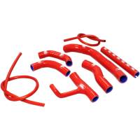 Engine & Performance - Engine Cooling - Samco Sport - SAMCO Silicone Coolant Hose Kit: Hypermotard / Hypermotard  SP / Hyperstrada