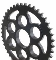 Drive Train - Rear Sprockets - SUPERLITE - SUPERLITE 520 Pitch Direct Replacement Steel Rear Sprocket: Ducati  748/916/996